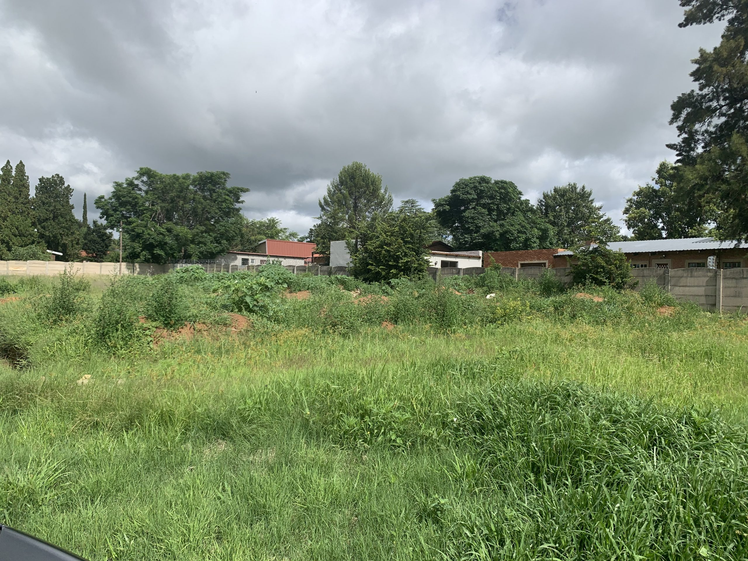 Vacant Land for SALE with approved plans.
